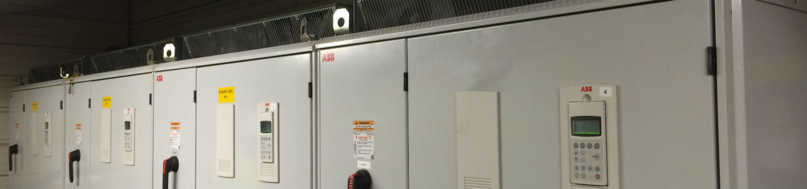 Case Study – Thermal Oxidizer Fan